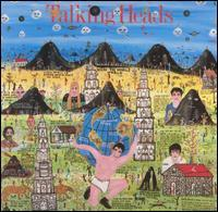Talking Heads - Little Creatures CD (album) cover