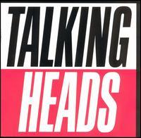 Talking Heads - True Stories CD (album) cover