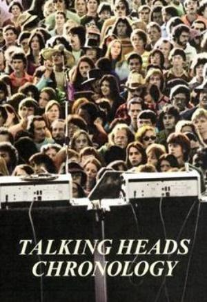 Talking Heads Chronolgy CD album cover