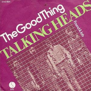 Talking Heads - The Good Thing CD (album) cover