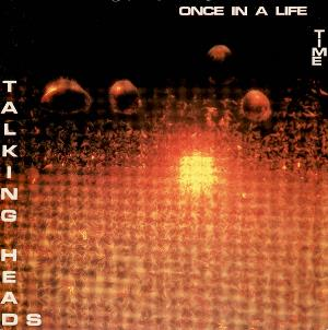 Talking Heads - Once In A Lifetime CD (album) cover