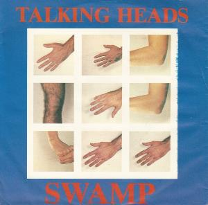 TALKING HEADS - Swamp CD album cover