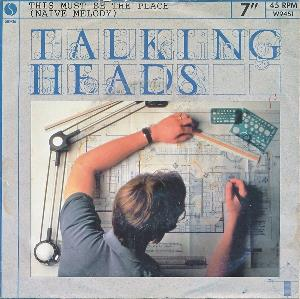 Talking Heads - This Must Be The Place (naive Melody) CD (album) cover