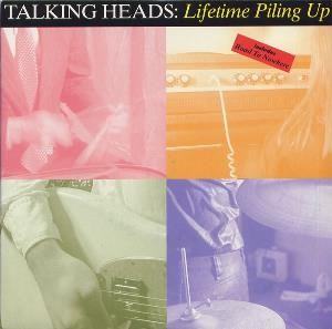 Talking Heads - Lifetime Piling Up CD (album) cover