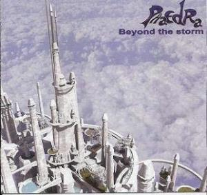 PHAEDRA - Beyond The Storm CD album cover