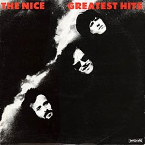 The Nice - Greatest Hits CD (album) cover