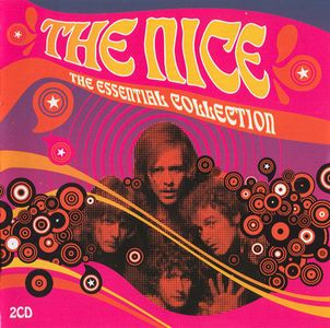 The Nice - The Essential Collection CD (album) cover
