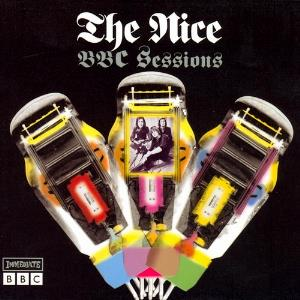 The Nice - Bbc Sessions CD (album) cover