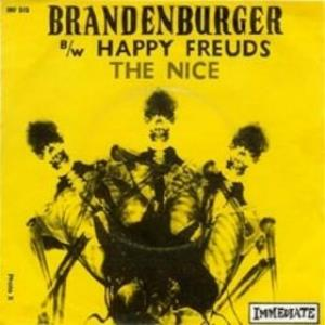 The Nice - Brandenburger CD (album) cover