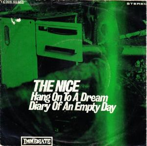 The Nice - Hang On To A Dream CD (album) cover