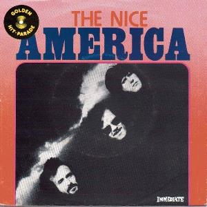 The Nice - America / Rondo CD (album) cover