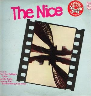The Nice - The Nice (compilation) CD (album) cover
