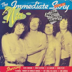 The Nice - The Immediate Story: Volume One CD (album) cover