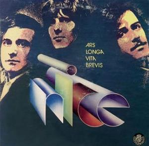 The Nice - Ars Longa Vita Brevis (box Set) CD (album) cover