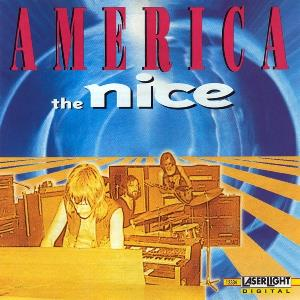 The Nice - America CD (album) cover