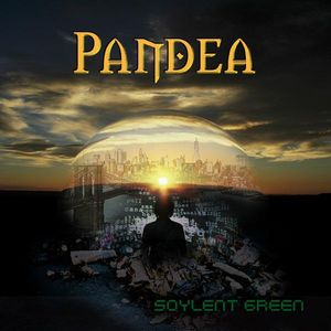 Pandea - Soylent Green CD (album) cover