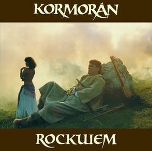 KormorÁn - Rockuiem CD (album) cover