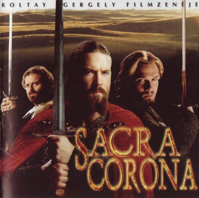 KormorÁn - Sacra Corona / Sacred Crown (ost) CD (album) cover