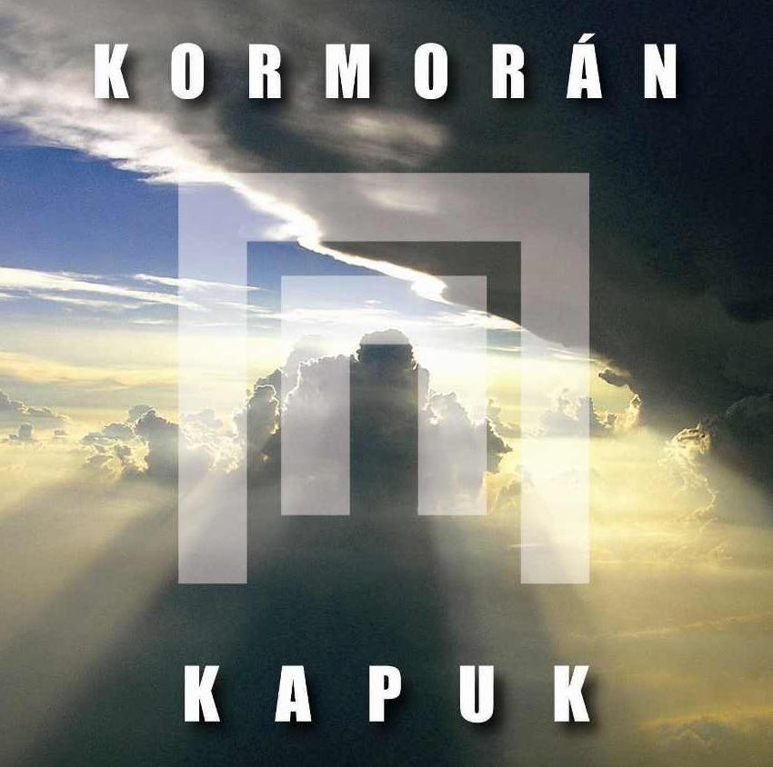 KormorÁn - Kapuk / Gates CD (album) cover