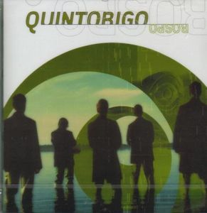 Quintorigo - Rospo CD (album) cover