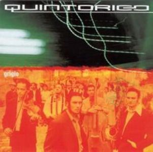 Quintorigo - Grigio CD (album) cover