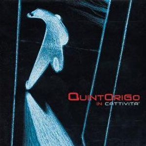 Quintorigo - In Cattivita' CD (album) cover