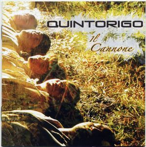Quintorigo - Il Cannone CD (album) cover