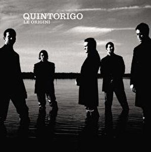Quintorigo - Le Origini CD (album) cover