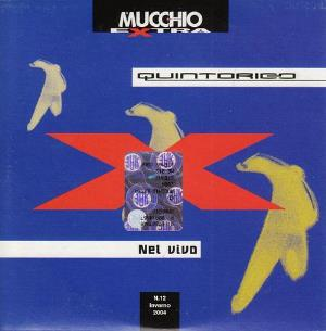 Quintorigo - Nel Vivo CD (album) cover