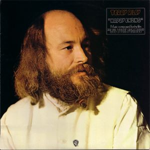Terry Riley - Happy Ending CD (album) cover
