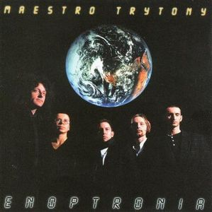 Maestro Trytony - Enoptronia CD (album) cover
