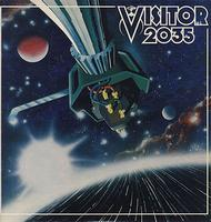 Visitor 2035 - Visitor 2035 CD (album) cover