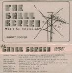 Lindsay Cooper - The Small Screen, Music For Television CD (album) cover