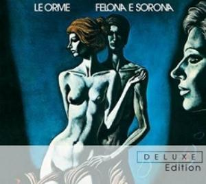 Le Orme - Felona E Sorona - Deluxe Edition (english And Italian Versions) CD (album) cover