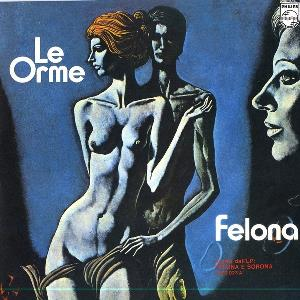 Le Orme - Felona CD (album) cover