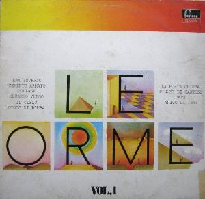 Le Orme - Le Orme Vol. 1 CD (album) cover