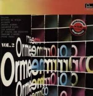 Le Orme - Le Orme Vol. 2 CD (album) cover