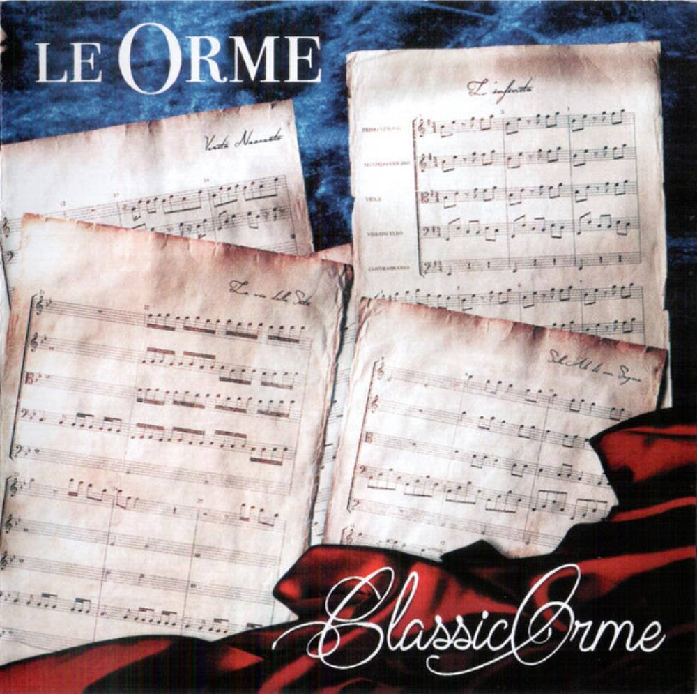 Le Orme - Classicorme CD (album) cover