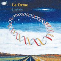Le Orme - L'infinito CD (album) cover
