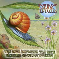 Ozric Tentacles - Bits Between The Bits / Sliding Gliding Worlds CD (album) cover