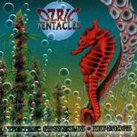 Ozric Tentacles - Tantric Obstacles / Erpsongs CD (album) cover