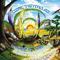 Ozric Tentacles - Curious Corn / Swirly Termination CD (album) cover