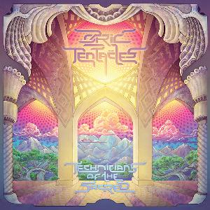 Ozric Tentacles - Technicians Of The Sacred CD (album) cover