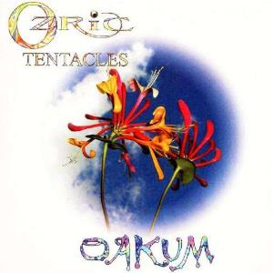Ozric Tentacles - Oakum CD (album) cover