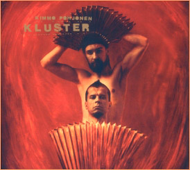 Kimmo Pohjonen - Kluster CD (album) cover
