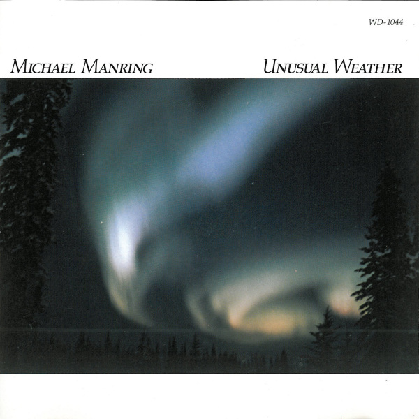 Michael Manring - Unusual Weather CD (album) cover