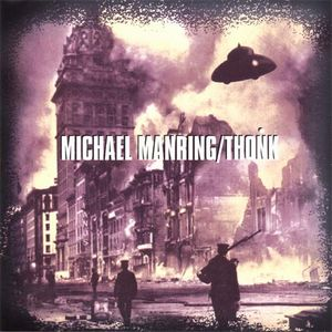 Michael Manring - Thonk CD (album) cover