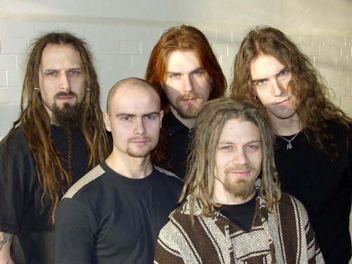 PAIN OF SALVATION image groupe band picture