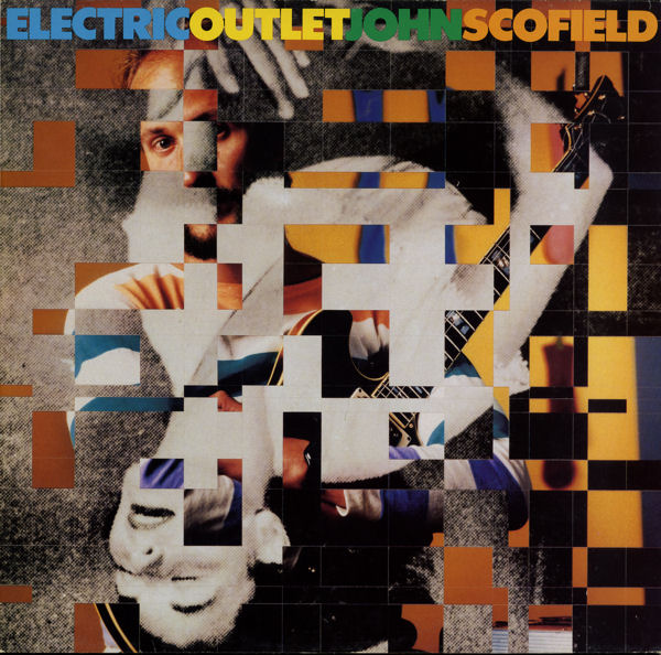 John Scofield - Electric Outlet CD (album) cover