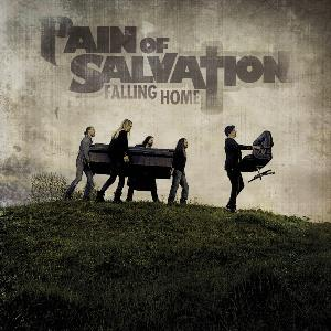 Pain Of Salvation - Falling Home CD (album) cover